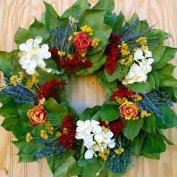Midsummer's Dream Wreath