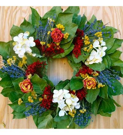 Midsummer's Dream Wreath
