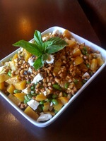 """Tastes"" Golden Beet Salad"